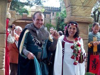 La boda de Mayte y Antonio