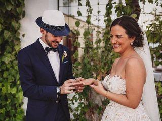 La boda de Rocio y Edu 1