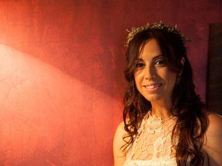 La boda de Mónica y Miñano 1