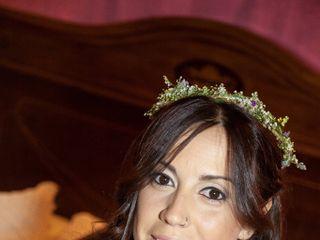 La boda de Mónica y Miñano 2