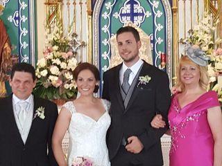 La boda de Almudena y Héctor