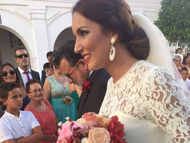 La boda de Cristian y Jessica en Huelva, Huelva 10