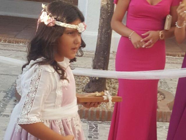 La boda de Cristian y Jessica en Huelva, Huelva 11