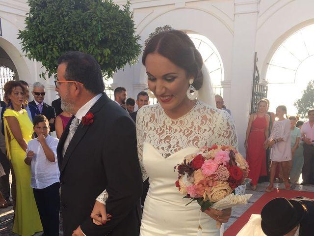 La boda de Cristian y Jessica en Huelva, Huelva 17