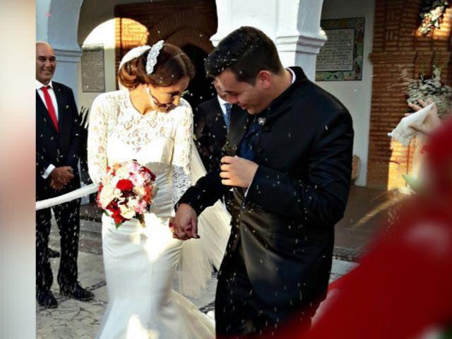 La boda de Cristian y Jessica en Huelva, Huelva 18