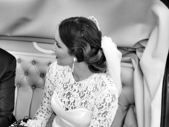 La boda de Cristian y Jessica en Huelva, Huelva 19