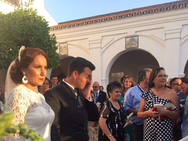 La boda de Cristian y Jessica en Huelva, Huelva 22