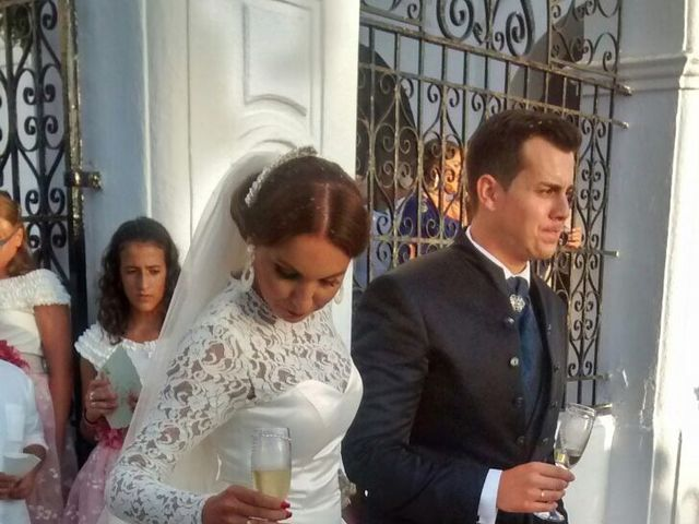 La boda de Cristian y Jessica en Huelva, Huelva 23