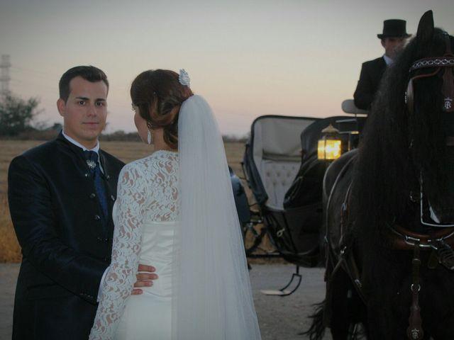 La boda de Cristian y Jessica en Huelva, Huelva 26