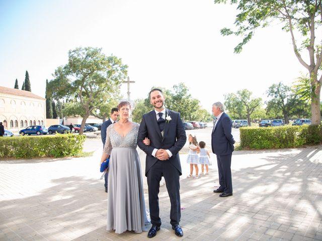 La boda de Juan y Ariadna en Villanubla, Valladolid 20
