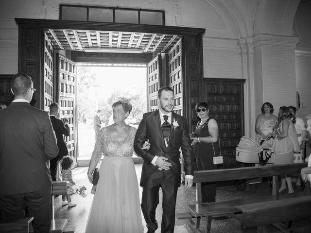 La boda de Juan y Ariadna en Villanubla, Valladolid 21