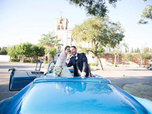 La boda de Juan y Ariadna en Villanubla, Valladolid 36