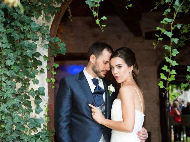 La boda de Ariadna y Juan