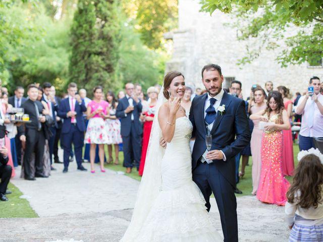 La boda de Juan y Ariadna en Villanubla, Valladolid 42