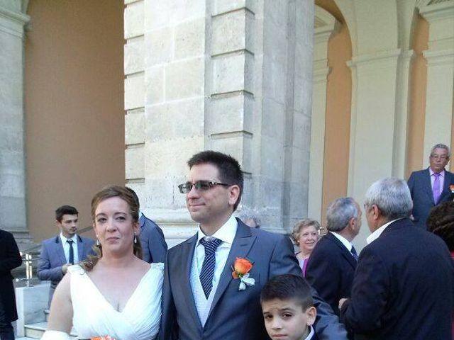 La boda de José y Cristina en Sevilla, Sevilla 4