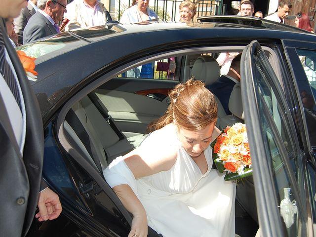 La boda de José y Cristina en Sevilla, Sevilla 6