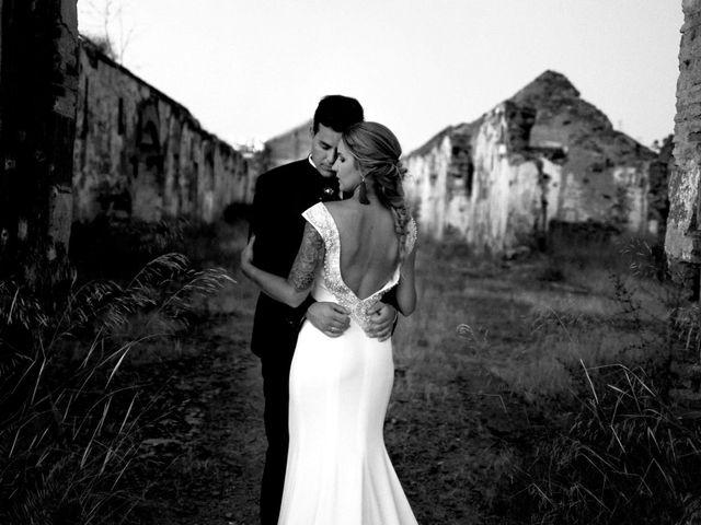 La boda de Cristian y Jessica en Huelva, Huelva 30