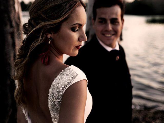 La boda de Cristian y Jessica en Huelva, Huelva 32