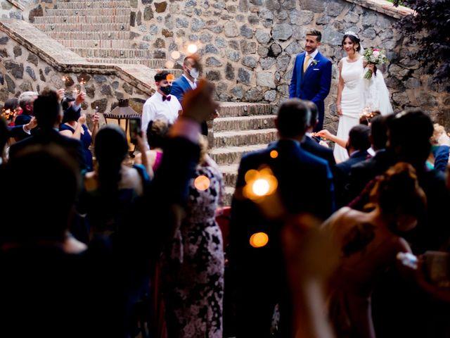 La boda de Jesús y Vicky en Toledo, Toledo 1