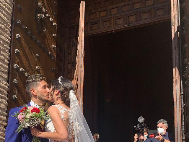 La boda de Jesús y Vicky en Toledo, Toledo 6