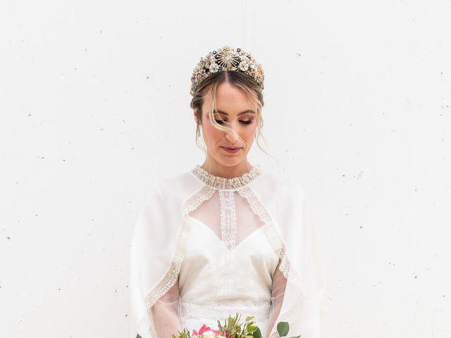 La boda de Pablo y Mª Mar en Granada, Granada 18