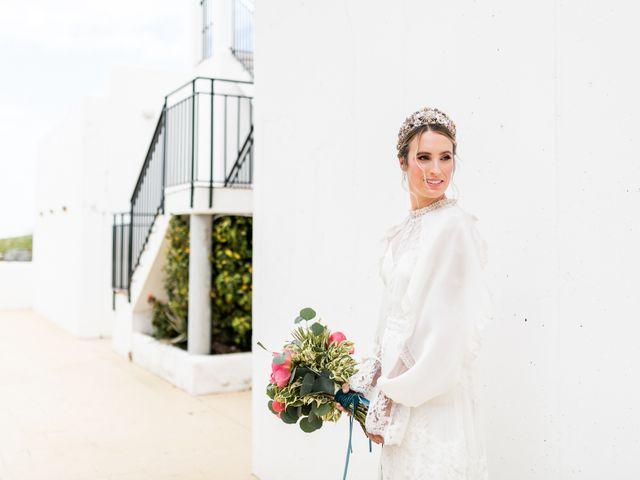 La boda de Pablo y Mª Mar en Granada, Granada 21