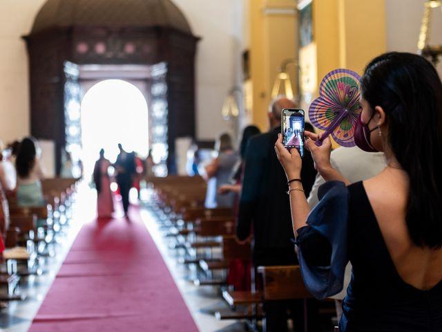 La boda de Pablo y Mª Mar en Granada, Granada 24