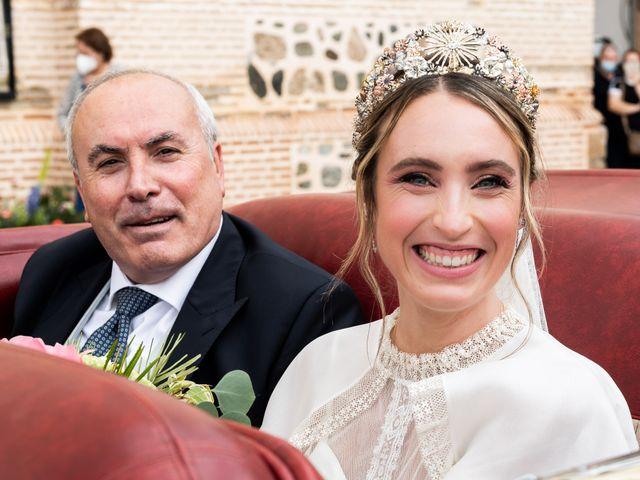 La boda de Pablo y Mª Mar en Granada, Granada 25