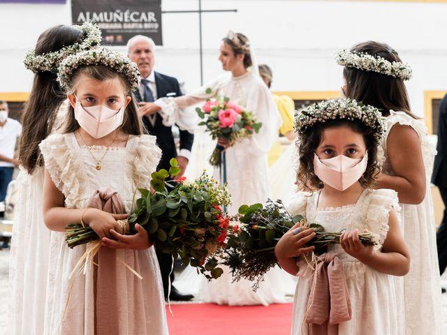 La boda de Pablo y Mª Mar en Granada, Granada 26