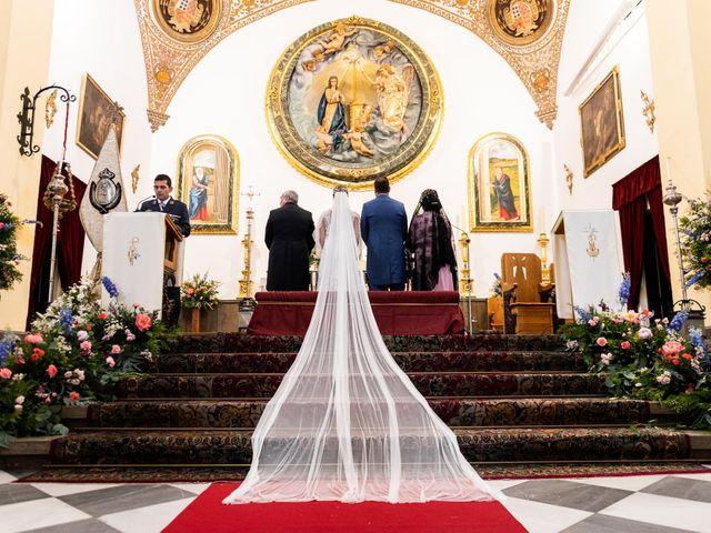 La boda de Pablo y Mª Mar en Granada, Granada 27