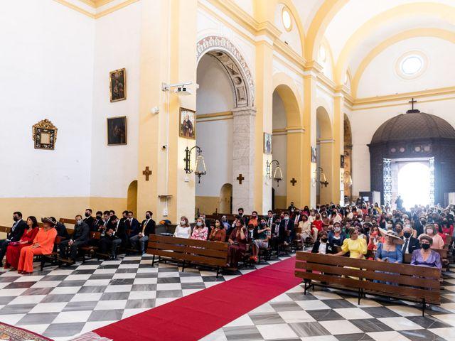 La boda de Pablo y Mª Mar en Granada, Granada 29