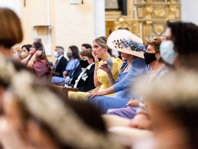 La boda de Pablo y Mª Mar en Granada, Granada 30