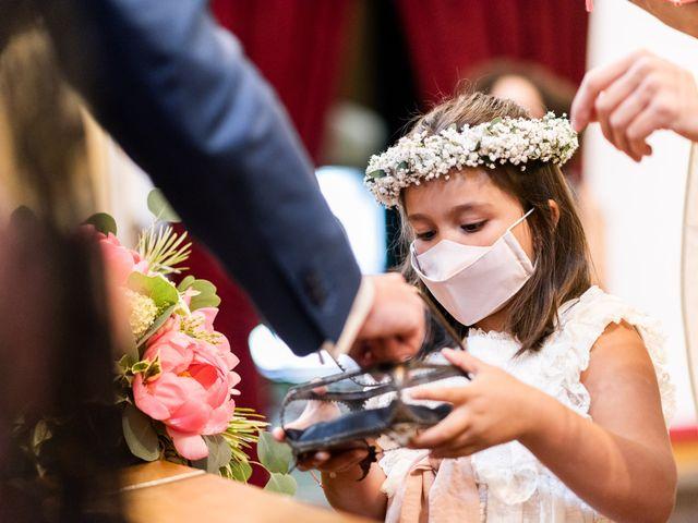 La boda de Pablo y Mª Mar en Granada, Granada 33