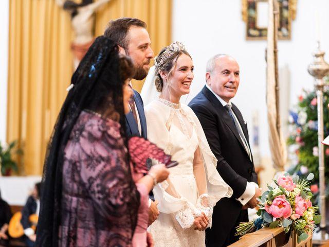 La boda de Pablo y Mª Mar en Granada, Granada 34