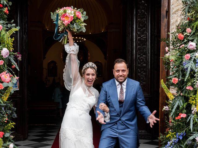 La boda de Pablo y Mª Mar en Granada, Granada 1