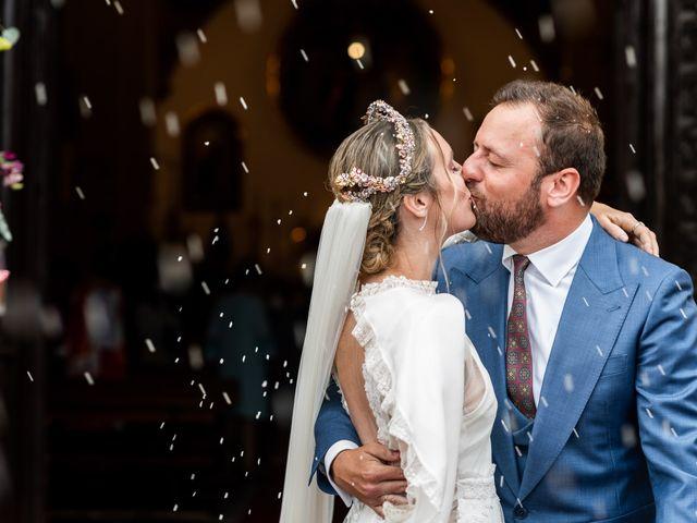 La boda de Pablo y Mª Mar en Granada, Granada 36