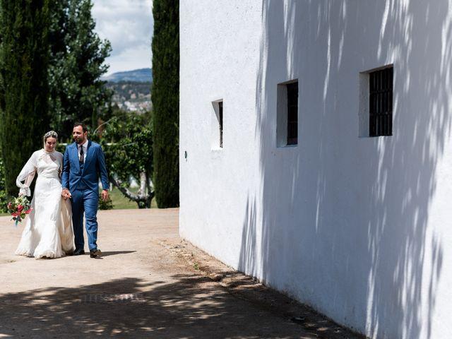 La boda de Pablo y Mª Mar en Granada, Granada 43