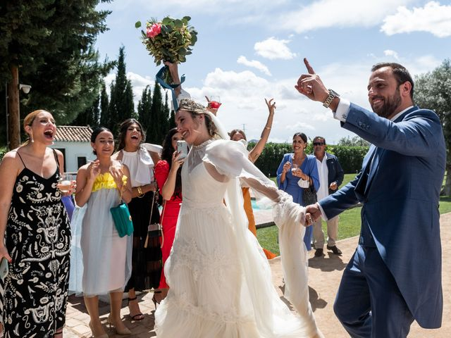 La boda de Pablo y Mª Mar en Granada, Granada 44