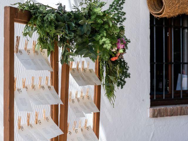 La boda de Pablo y Mª Mar en Granada, Granada 53