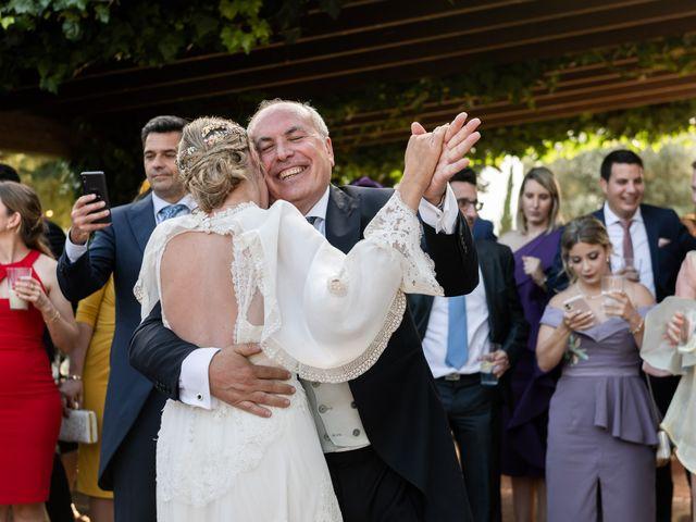 La boda de Pablo y Mª Mar en Granada, Granada 69