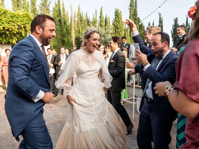 La boda de Pablo y Mª Mar en Granada, Granada 72