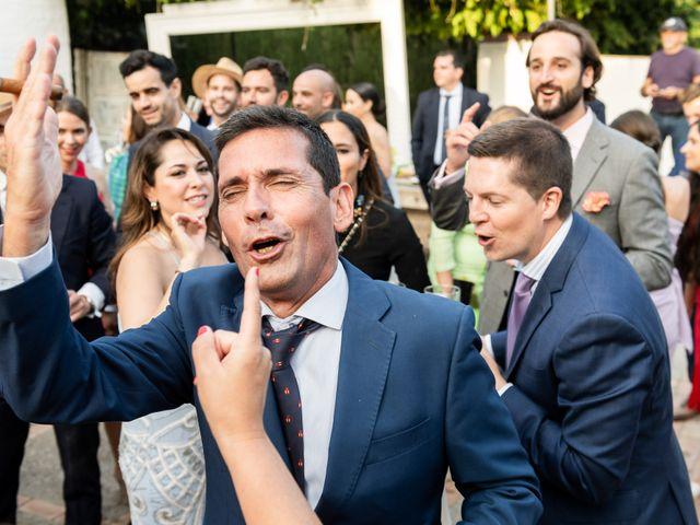 La boda de Pablo y Mª Mar en Granada, Granada 80