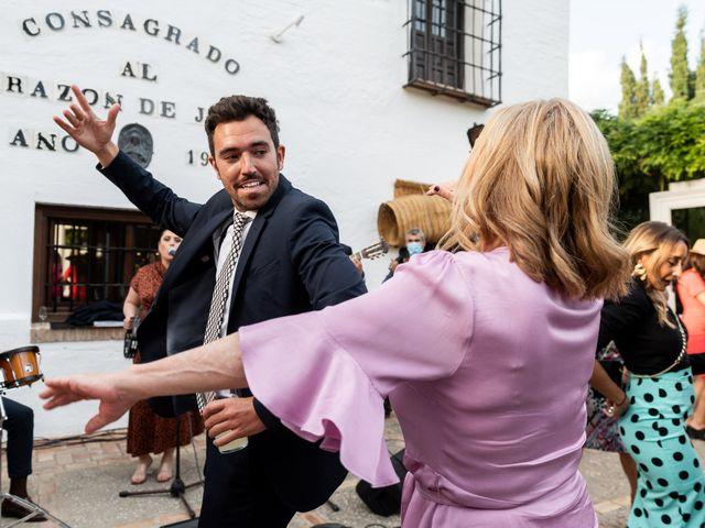 La boda de Pablo y Mª Mar en Granada, Granada 83