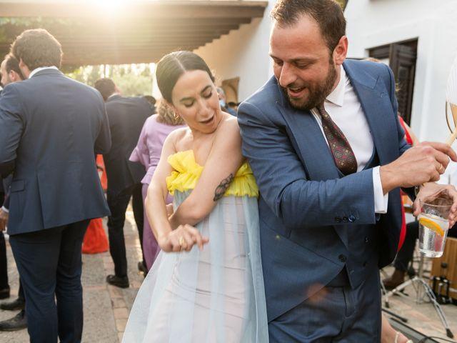 La boda de Pablo y Mª Mar en Granada, Granada 86