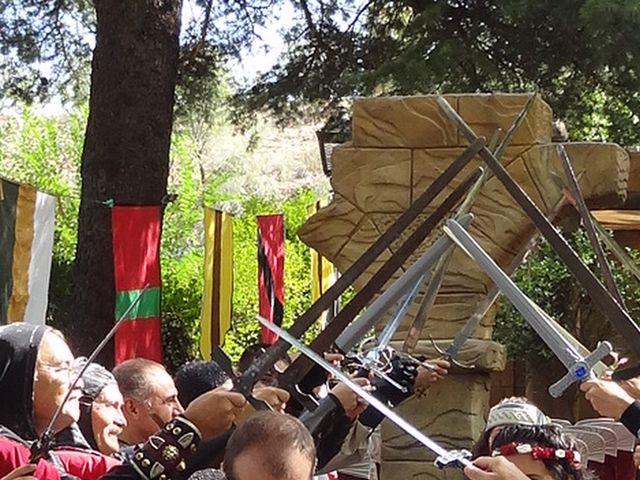 La boda de Antonio y Mayte en Talamanca Del Jarama, Madrid 6