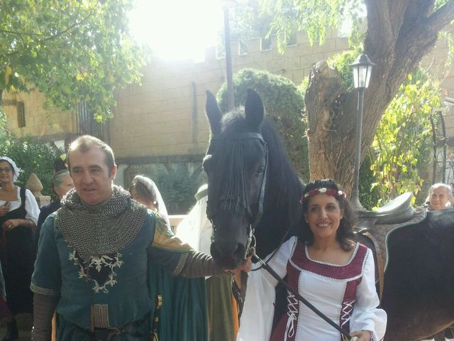 La boda de Antonio y Mayte en Talamanca Del Jarama, Madrid 8