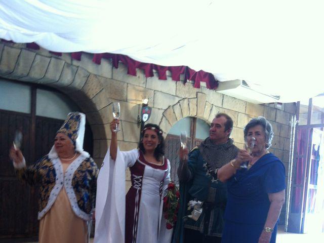 La boda de Antonio y Mayte en Talamanca Del Jarama, Madrid 12