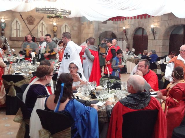 La boda de Antonio y Mayte en Talamanca Del Jarama, Madrid 14