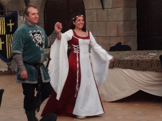 La boda de Antonio y Mayte en Talamanca Del Jarama, Madrid 2