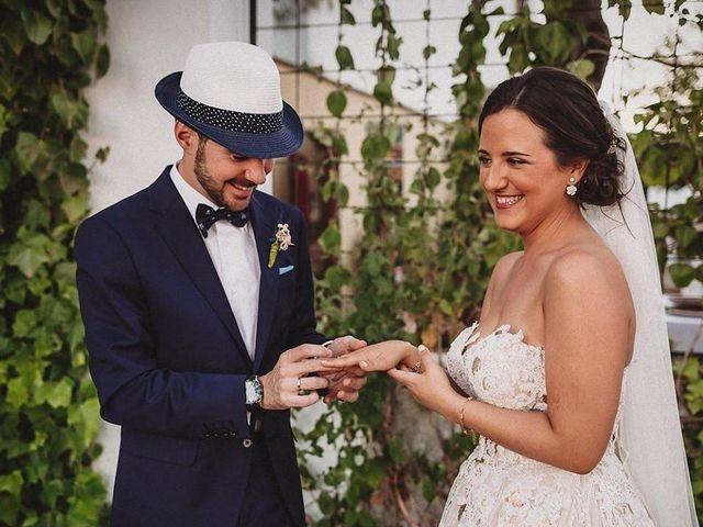La boda de Rocio y Edu